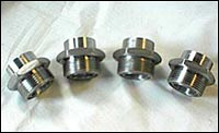 machined part plugs